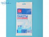 Пакеты для льда, 216 кубиков, полиэтилен