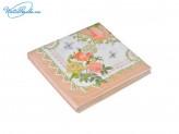 """Салфетки бумажные 20шт, двухслойные """"Букет роз"""" GC Design"""