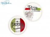 Блюдо для пиццы 30.5см, керамика, 2 дизайна