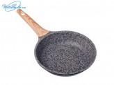 Сковорода 20см литая с антипригарным покрытием, индукция, Славяна Алмаз