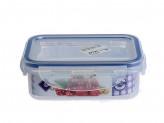 Контейнер пластмассовый  для пищевых продуктов 0,33 л
