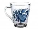 Кружка чайная Грация 250мл.  Русские Узоры