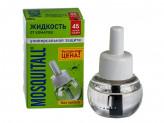 Жидкость Mosquitall Д/Фумигат Универсальная Защита без запаха 45 ноч Биогар