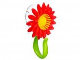 """Крючок на присоске """"Цветок"""", 4 цвета"""