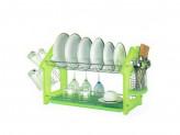 Сушилка для посуды 68x35,5x44см, арт. AE-862C