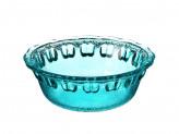 Миска малая, 13,5x4,5см, Марлин  стекло, синий