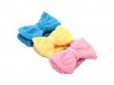 Повязка из микрофибры для умывания, 4 цвета,
