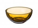 """Салатник 13см, дымчатое стекло, """"Базилико"""""""