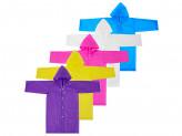 Дождевик-плащ детский, 83х54см, 5 цветов