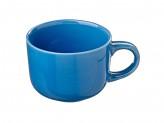 Бульонница,Палитра  500мл, керамика, синий