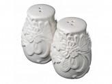 Набор для соли и перца Бабочка , 5,5х8см, керамика