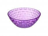 Каприз Салатник, 800мл,  фиолетовый