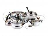 Набор посуды 12 предметов Classic Bekker BK-205