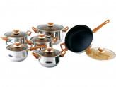 Набор посуды 12 предметов Classic Bekker BK-226
