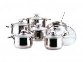 Набор посуды 12 предметов Jumbo Bekker BK-271