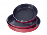 Набор форм для выпечки 3 предмета Bekker BK-3930