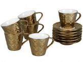 Кофейный набор, 12 предметов, ROSENBERG 8712