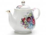 Заварочный чайник 1.1л, керамика, LR 24572