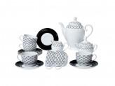 Набор чайный 15 предметов Bekker ВК-7145