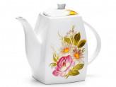 Заварочный чайник 1л,  2 предмета, LR 21169