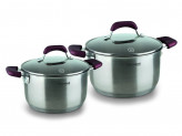 Набор посуды 4 пр. RONDELL Bojole  RDS-822