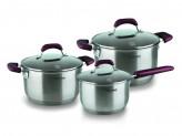 Набор посуды 6 пр. RONDELL Bojole  RDS-823