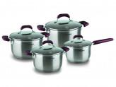 Набор посуды 8 пр. RONDELL Bojole RDS-824
