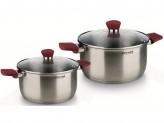 Набор посуды 4 пр. RONDELL Strike RDS-816