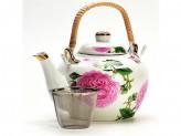 Заварочный чайник 1л, LR 21135