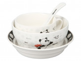 Набор детской посуды, 4 предмета, 87960