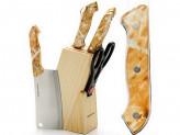 Набор ножей, 8 предметов, лезвия сталь, MB 480