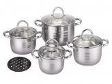 Наброр посуды, 9 предметов, BEKKER, BK-2882