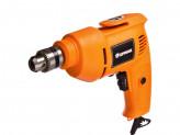 Дрель электрическая ДЭ-400, 400 Вт, 10мм, 0- 2800 об/мин, регулировка скорости, реверс.