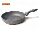 Сковорода Scovo Stone Pan, 26 см, без крышки