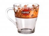 Кружка чайная Грация  Кофейная 3 круговая 250мл