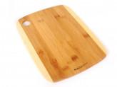 Доска разделочная бамбук 305х230х10мм