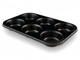 Форма для выпечки кексов 6 ячеек 31х21,5х4см 6 КЕКСОВ