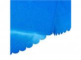 Скатерть жаккард, полиэстер, d-140см, 2 дизайна, 4 цвета