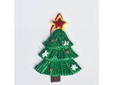 Подвеска на елку новогодняя