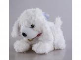 Игрушка мягкая собака 16см s-587