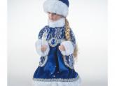 Игрушка музыкальная Снегурочка, 40см