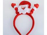 Ободок на голову новогодний, Дед Мороз