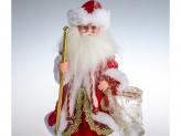 Игрушка музыкальная Дед Мороз, 30см