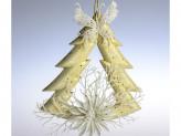 Украшение 20 см на елку новогоднее