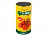 """Подставка для ножей """"томаты"""" с полипропиленовыми разделителями, d11см, h22см satoshi"""