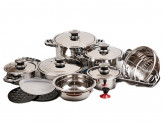 Набор посуды из 19 предметов  516 ZP