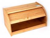 Хлебница бамбук 38,5х23,0х19,5см
