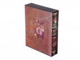 Фотоальбом на 200 фото 10х15см, 26,5х21х5,5см, бумага, пластик, 2 дизайна, в коробке