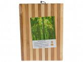 Доска раздел бамбук 18х28х1,3см полоска