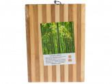 Доска раздел бамбук 16х26х1,3см полоска